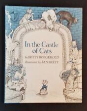 Betty Boegehold - In The Castle Of Cats - hbdj - ill Jan Brett