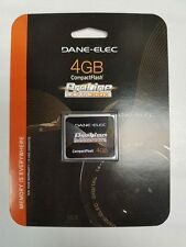 LOT of 5 x 4GB UDMA 300X Compact Flash CF 4G Memory Card For DSLR Camera
