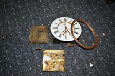 Konvolut 1-2-3 Gewichter  Wiener Uhrenwerke1870-90 Teilespender