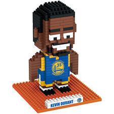 NBA Basketball 3D Kevin Durant Golden State Warriors Player BRXLZ Puzzle Set