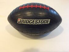 Bridgestone Black Rubber Limited Edition Full Size Football