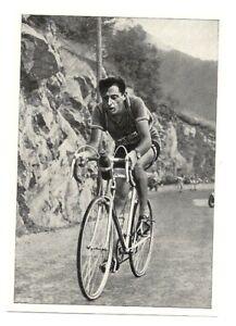 1953 Knorr card -  Fausto Coppi - Tour de France Champion - rare German card