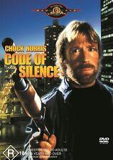 Code Of Silence, (2006  DVD Region 4 Chuck Norris) HTF