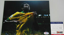 JO Brazil World Cup 2014 Hand Signed 8'x10' Photo 1 + PSA DNA COA U24926