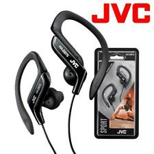 JVC HA-EB75 B Black Clip on Gym Running Sports Headpones Earphones iPod MP3 ++