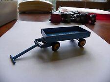 Vintage Post War DINKY diecast 1950 105c 4 Wheeled Hand Truck - BLUE. Mint cond