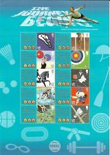 2009 GB.Olympic & Paralympic 2012 Games Smilers Sheet- The Journey Begins - MNH.