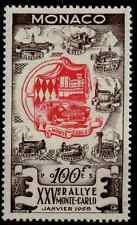 TIMBRES MONACO Année 1955 n°420 ! NEUF** COTE 134€ SUPERBE