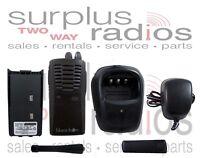 USED BLACKBOX 4W 16CH UHF 450-470MHZ BUSINESS RACING RADIO