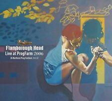 FLAMBOROUGH HEAD - LIVE AT PROGFARM & NORTHERN PROG FEST 2 CD SEALED DIGI 2017