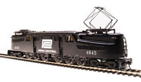 BROADWAY LIMITED 4695 HO GG1 Electric Penn Central #4845 Paragon3 Sound/DC/DCC