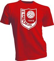 FK Sarajevo Bosnia UEFA Football Soccer T-shirt jersey Team Sports Handmade New