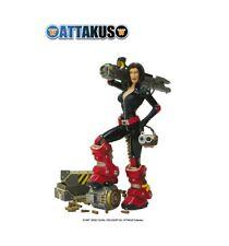 Attakus - Statue resine Carmen Mc Callum - 22cm