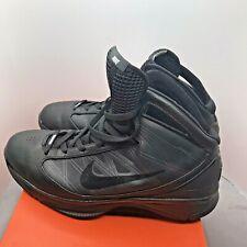 Nike Hyperize Basketball Shoes Size: 11.5 Color: Black, 367173-001