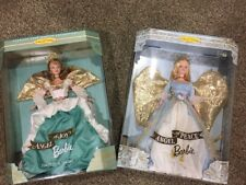 Barbie Angel of Peace and Angel of Joy Timeless Sentiments Collector Edition New