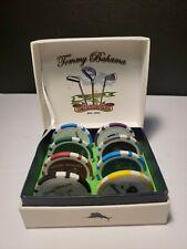 New listing Tommy Bahama Poker Chips Box Set