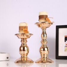 Nordic Metal Candle Holder Candle Base Candlestick Ornaments Home Wedding Decor