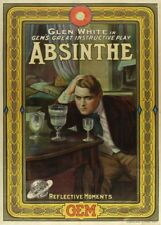 ABSINTHE. THE MOVIE, America, 1910, 250gsm A3 Poster