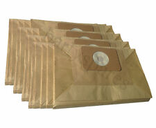 TWENTY Dust hoover Bags for Numatic GEORGE CHARLES EDWARD Vacuum Cleaner NVM2BH