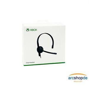 Microsoft Chat Gaming Headset Xbox One Windows Controller-Port schnurgebunden