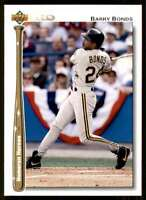 1993 Upper Deck Homerun Heroes Barry Bonds San Francisco Giants #HR21