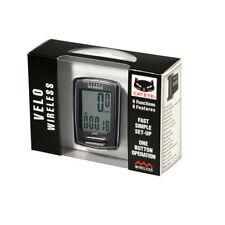 Cateye Cycling Bike Velo Wireless Digital Computer Speedometer CC-VT230W Black