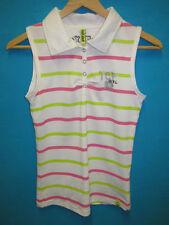 T-shirts, hauts et chemises blanches à motif Rayé pour fille de 2 à 16 ans