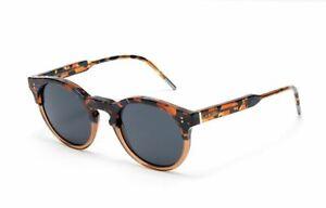 Dolce & Gabbana SUNGLASSES 4329 3168 R5 HAVANA BROWN & BLUE FRAME & Case VGC