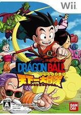 DRAGON-BALL REVENGE OF KING PICCOLO WII Japanese ver