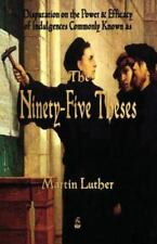 Martin Luther's 95 Theses (Paperback or Softback)