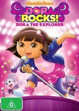 Dora The Explorer - Dora Rocks! (DVD, 2013)
