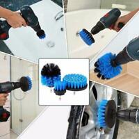 3 pieces / set of clean electric drill brush household tool brush power washer
