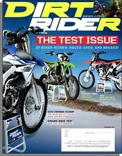 Dirt Rider - 2013, November - The Test Issue: 27 Bikes Ridden, Raced, & Abused