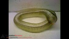 DURAVENT UFD 3-3/16IN 6FT-6IN URETHANE ABRASION RESISTANT DUCT HOSE, NEW #171236