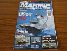 Marine Modelling International: Jan 2006: Proboat Vortex 46, Estrellita