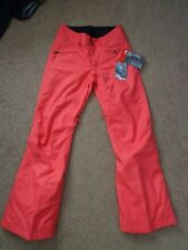 New THE NORTH FACE Switch It Reversible Ski Pants - Women's Size Small
