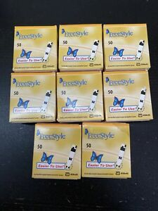 400 Freestyle Diabetic test strips