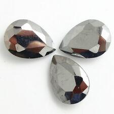 Wholesale lot Crystal Glass rhinestones teardrop Faceted beads 10/14/18/25/30mm
