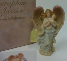 Roman Seraphim Classics 1995 Seraphina Angel Figurine #63657 with Box