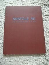 Anatole  AK. Zeichenwetter