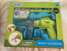 Discovery Kids Insect Collector 4-1 Magnifier, 6-1 Field Tools 2 Way Bug Viewer
