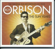 Roy Orbison - The Sun Years - The Original Sun Recordings (2CD 2017) NEW/SEALED