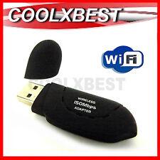 R-LINK MINI USB WIRELESS WIFI ADAPTOR DONGLE 150MBPS 802.11 PC NETWORK TV BOX