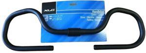 XLC Bike Cycle Multi Position Trekking Alloy Handlebars, Black 25.4mm 2501500400