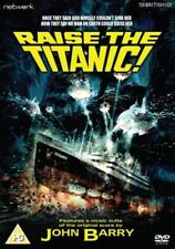 RAISE THE TITANIC  Jason Robards. New sealed DVD.