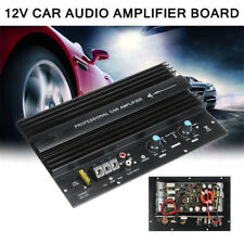 12V 1000W Mono Subwoofer Car Audio High Power Amplifier Amp Board Powerful Bass