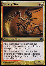 Cautery Sliver, NM English x 4 Planar Chaos mtg Low International Shipping