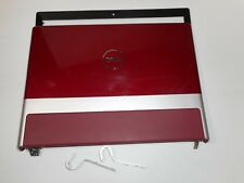 Dell Studio XPS 1340 RED LCD Back Cover+BEZEL+CABLES+WEBCAM CHA01 37IM3LCWI30
