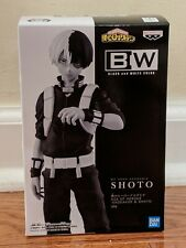 My hero academia Shoto Todoroki figure Age of Heroes Black and White color