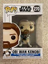 Funko Pop! Star Wars: CLONE WARS - OBI WAN KENOBI #270